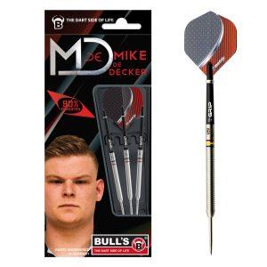 Bull's Germany Mike De Decker 22g 90% Tungsten