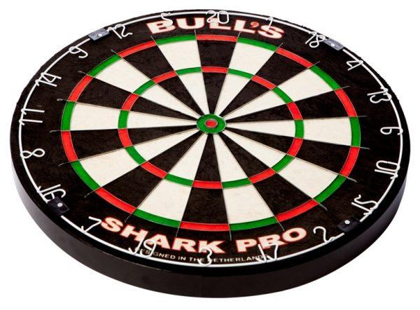 Dartboard Dartbord Bull's Sisal Shark Pro