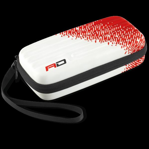Dartcase koffer Red Dragon rood wit