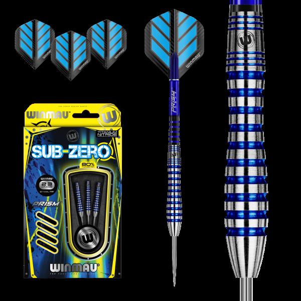 Winmau sub-zero specialist 23g