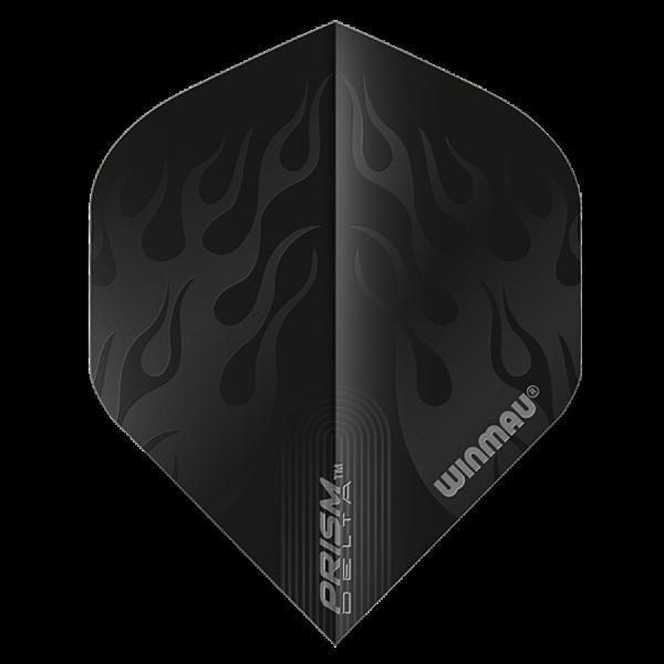 flight prism delta 100 micron zwart vlam