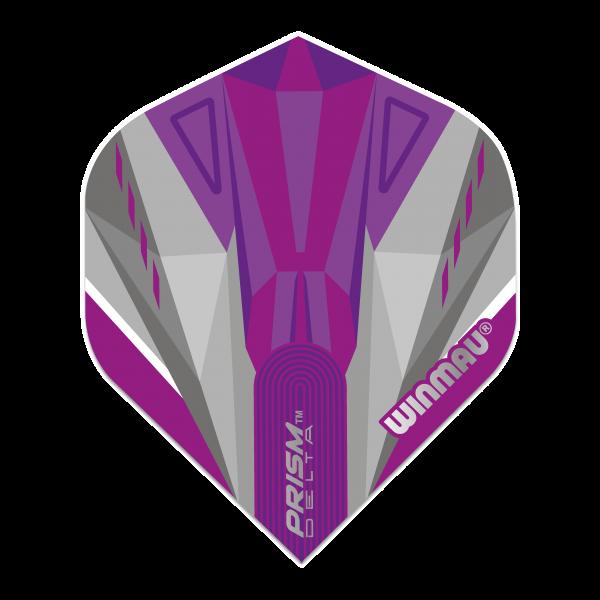 Prism Delta flight 100 micron standaard paars grijs