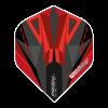 Flight Prism Delta standaard 100 micron rood zwart