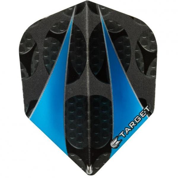 Target vision ultra pro 100 micron twin sail blauw zwart