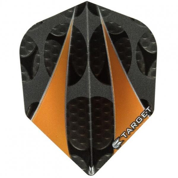 Target vision ultra pro 100 micron twin sail oranje zwart