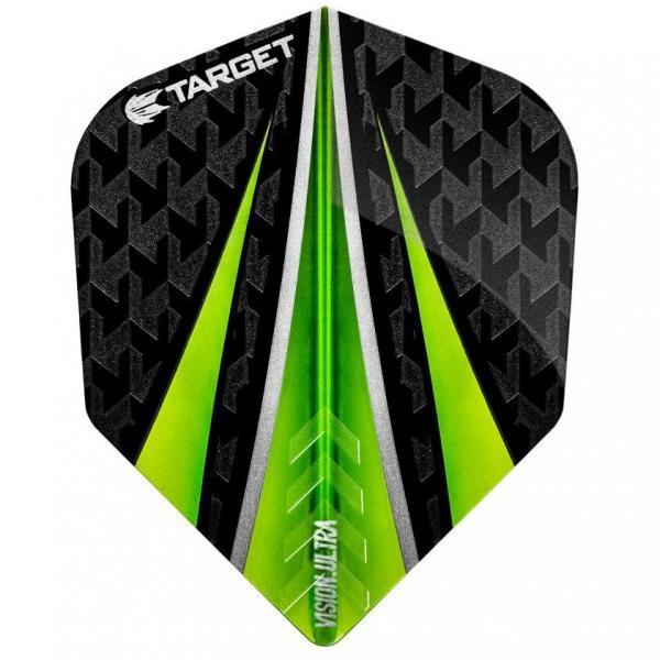 Target vision ultra pro 100 micron 3fin groen zwart