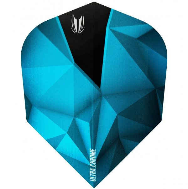 Target vision ultra pro 100 micron Standaard chrome azzurri blauw