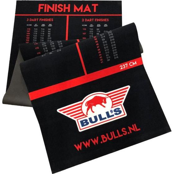 Bull's Outshot dartmat 60*300