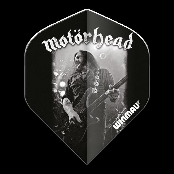Winmau flight Rock Legends Motörhead Lemmy 100_micron standaard