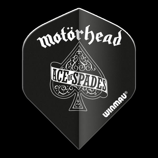 Winmau flight Rock Legends Motörhead Ace of Spades 100_micron standaard