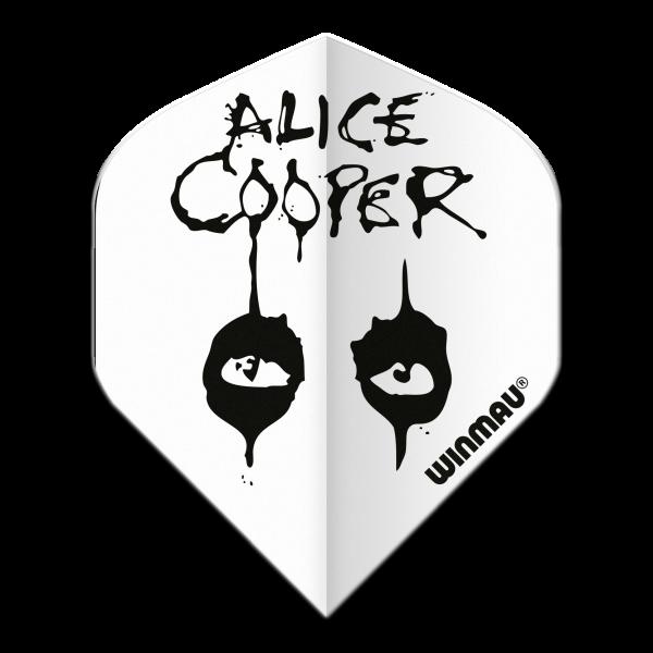 Winmau flight Rock Legends Alice Cooper Eyes 100_micron standaard