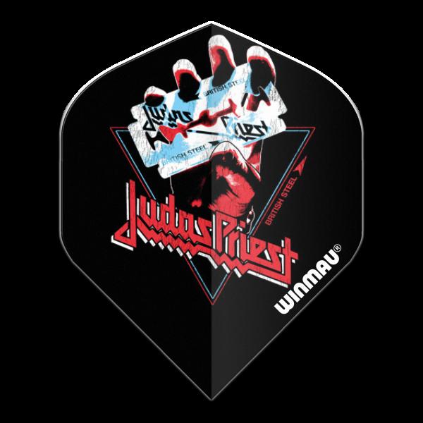 Winmau flight Rock Legends Judas Priest Blade100_micron standaard
