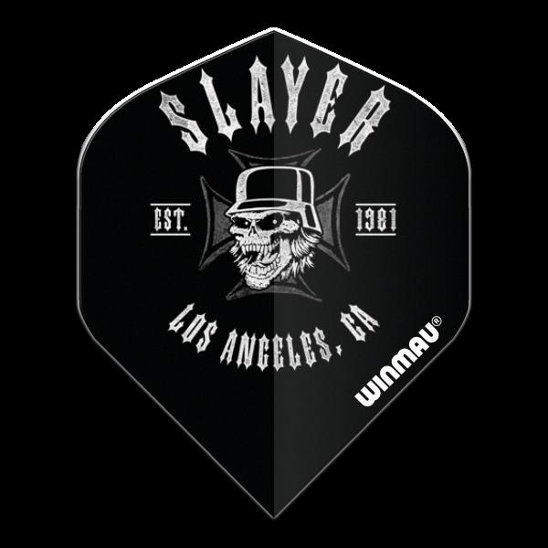 Winmau flight Rock Legends Slayer LA 100_micron standaard