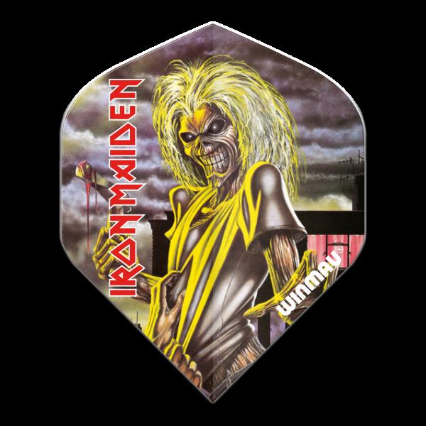 Winmau flight Rock Legends Iron Maiden Killers 100_micron standaard
