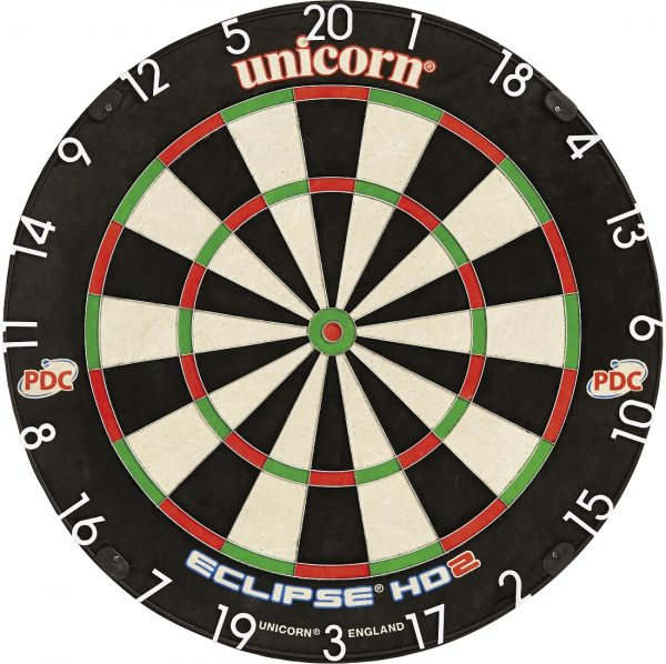 Unicorn dartbord Eclipse HD2