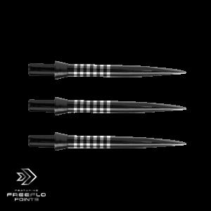 Winmau dartpunten Free-Flo Re-grooved 35mm