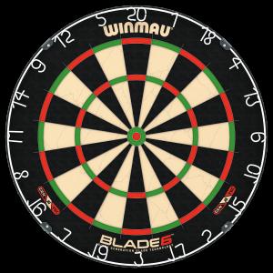 Winmau Blade 6 dartbord