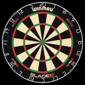 Winmau Blade 6 Dual Core dartbord