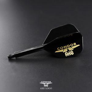 Condor AXE Logo zwart-goud