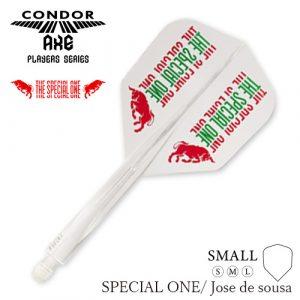 Condor Axe The Special One Jose de Sousa transparant