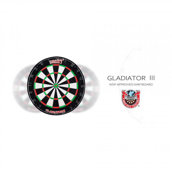 Dartbord One80 Gladiator III+