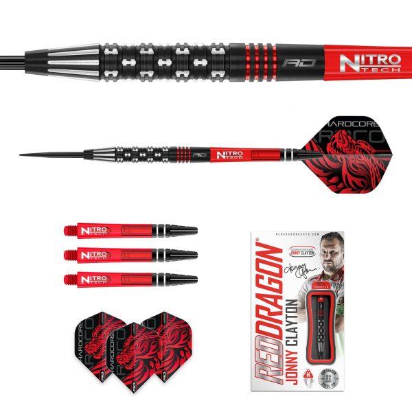 Red Dragon Darts Jonny Clayton Premier League