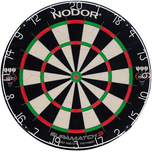 Nodor Supamatch III dartbord