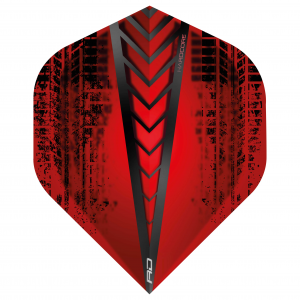 Red Dragon Hardcore Radical 100 micron flight rood