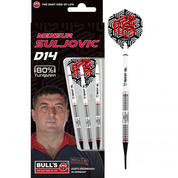 ST-darts Bull's Mensur Suljovic 18g