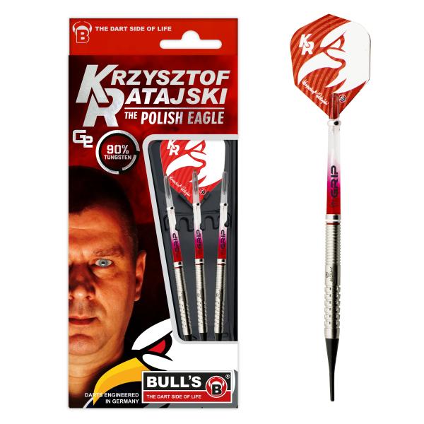 St-darts Bull's Ratajski 18g