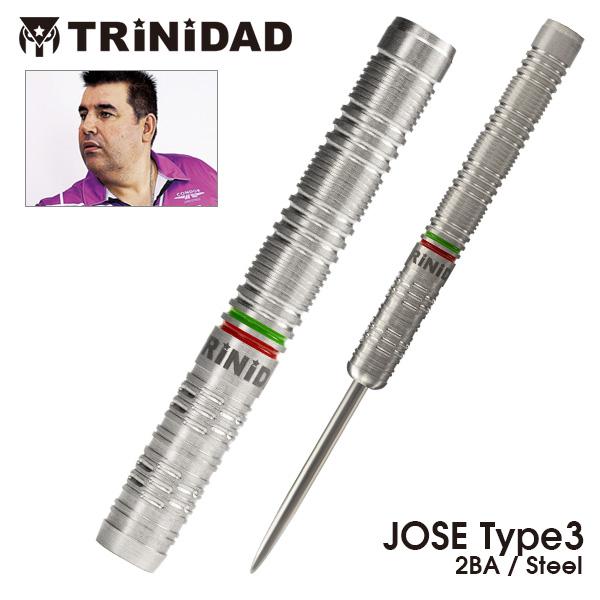 Trinidad darts José de Sousa T3 22g