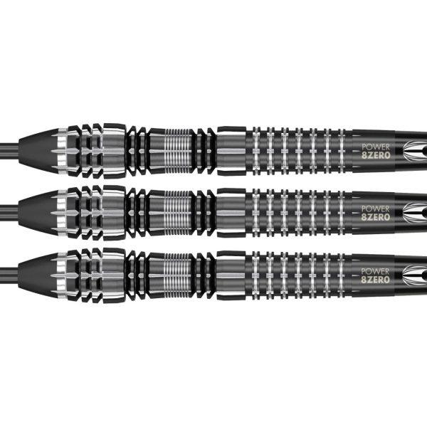 Target darts Phil Taylor 8zero Black Z4 - 23g