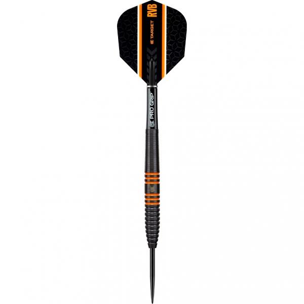 RvB80 black Raymond van Barneveld 80% tungsten Target 26g