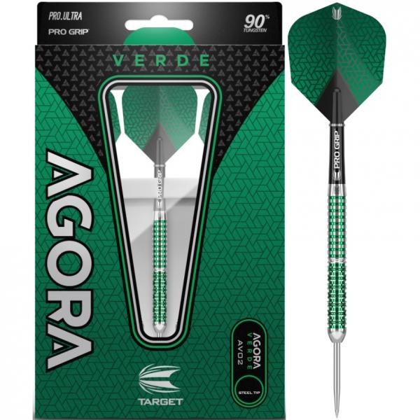 Targets Darts Agora Verde A02 23g