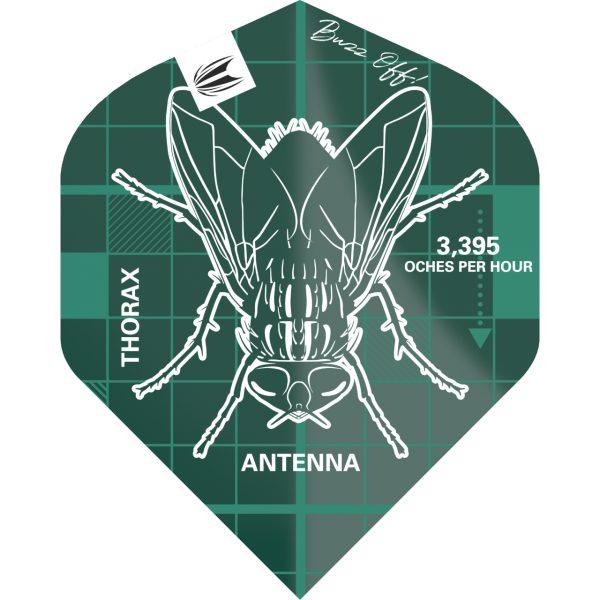 Target flight Blueprint groen standaard N2