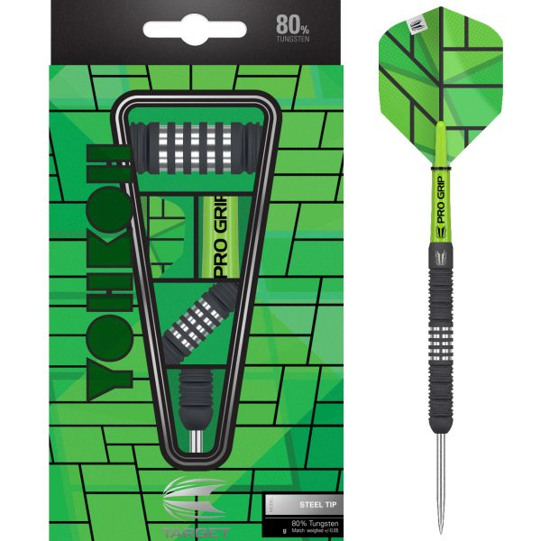 Target darts Yohkoh 01