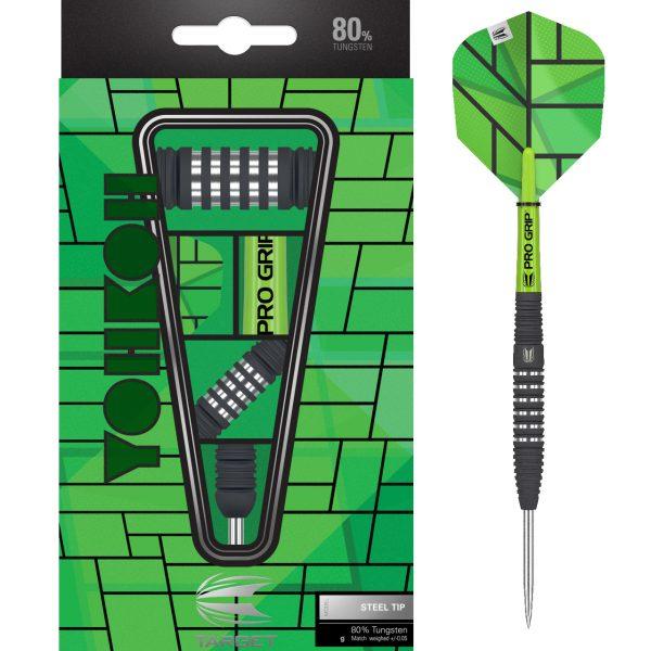 Target darts Yohkoh 03