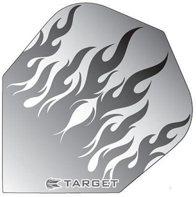Target vision ultra pro 100 micron standaard black gradient flame