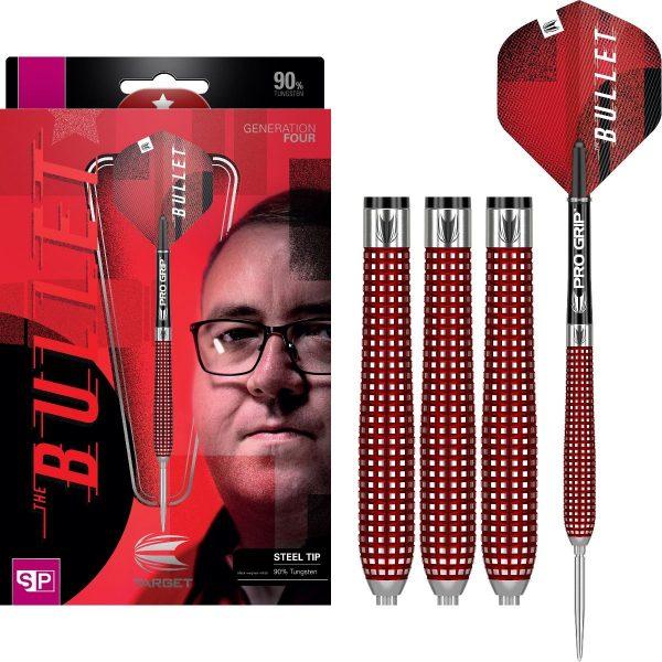 Target Darts Stephen Bunting Gen4 SP 90% tungsten 23g